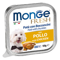 Monge Dog Fresh , курица 100г