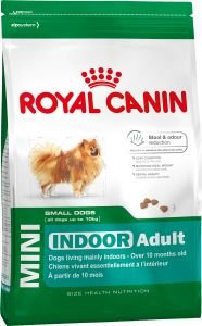 Royal Canin  Mini Indoor Adult 800гр