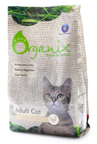 Organix Adult Cat Chicken