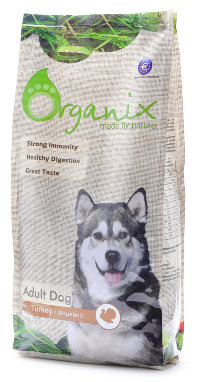 Organix Adult Dog Turkey