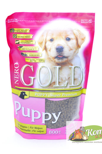 Nero Gold Puppy 30/19