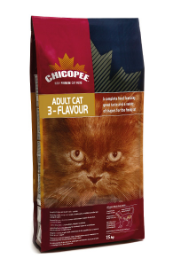 Chicopee EU Cat Adult 3- Flavour