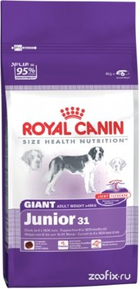 Royal Canin Giant Junior  4кг
