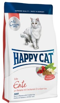 Happy Cat La Cuisine сухой корм для кошек  (Гипоалергенный-Утка )