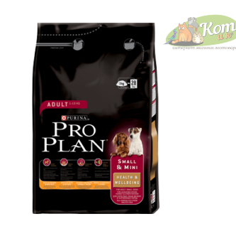 Pro Plan Small & Mini Health & Wellbeing