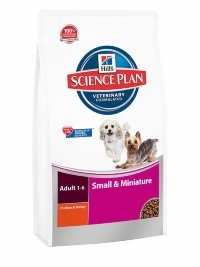 Hills Science Plan  Canine Adult Small & Miniature Chicken & Turkey