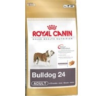 Royal Canin Bulldog 24 Adul 3 кг   (Бульдог)