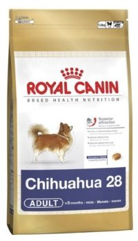 Royal Canin Chihuahua Adult  0.5кг  (чихуахуа)