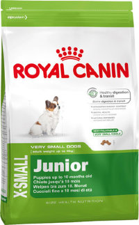 Royal Canin  X-Small Junior 500гр